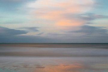 Zonsopkomst, Zeeland von Paul Roholl