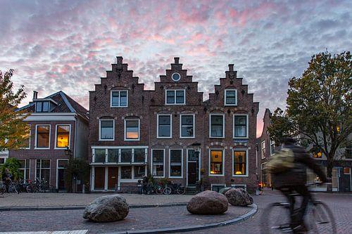 Zonsondergang in Utrecht van De Utrechtse Internet Courant (DUIC)