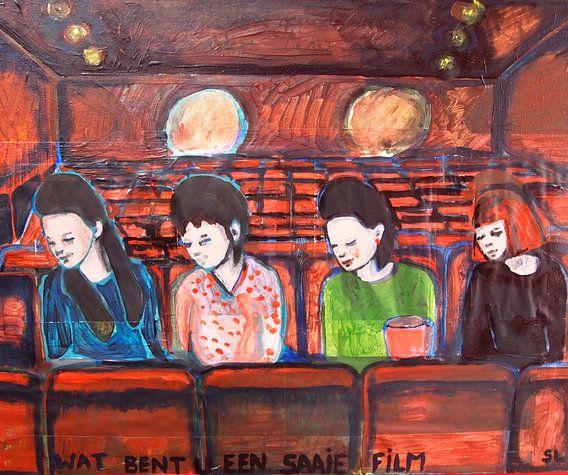 Wat bent u een saaie film van Sandrine Lambert