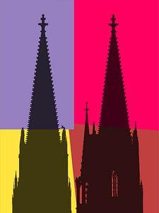 Kölner Domspitzen