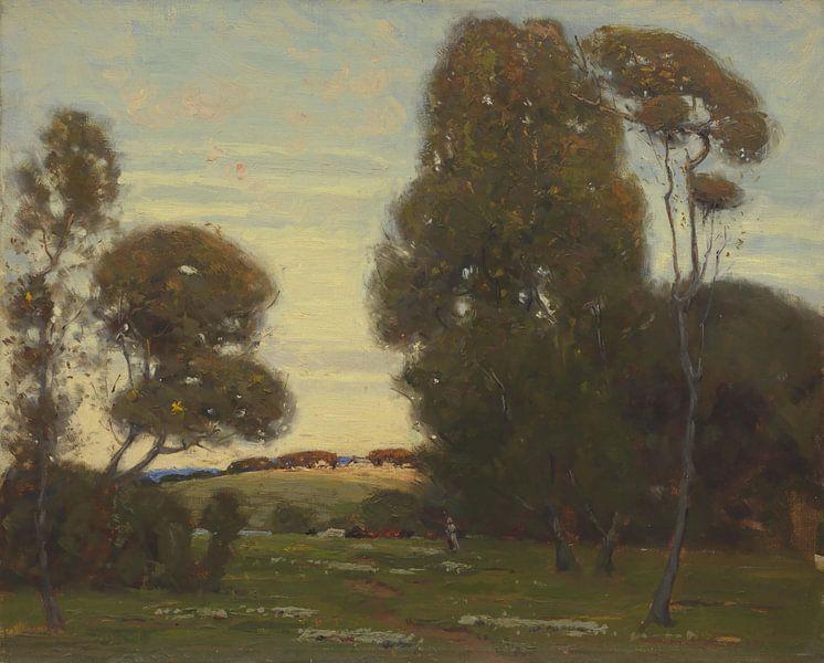 William A. Harper unbezahlt (Französische Landschaft) von finemasterpiece