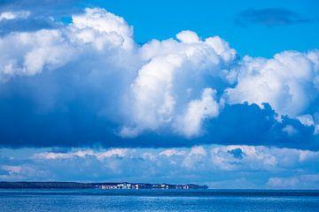 Blick auf Kühlungsborn an der Küste der Ostsee in Nienhagen von Rico Ködder