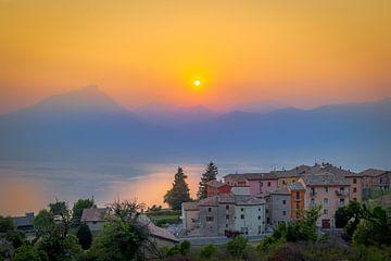 Sunset Lago di Garda