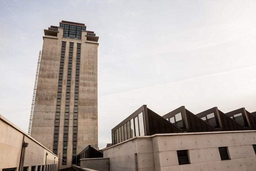 De Boekentoren van Gent van Marcel Derweduwen