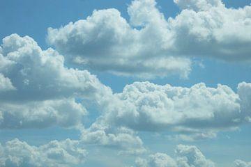 Wolkenlucht van Anouk Davidse
