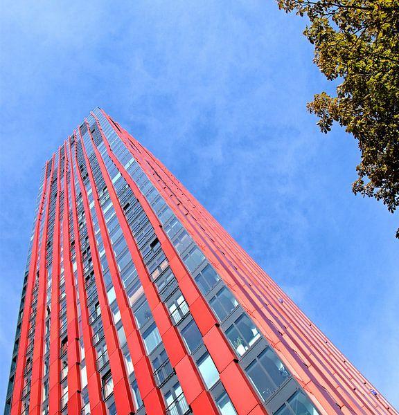 Red Apple Woontoren Rotterdam van Sigrid Klop