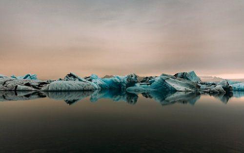 Glacier Lagoon van