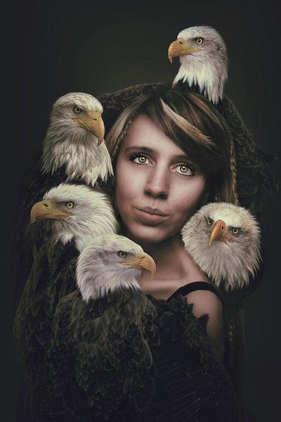 Like an eagle van Elianne van Turennout