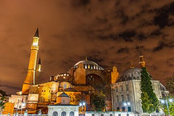 Hagia Sophia van Oguz Özdemir