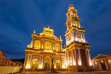 Iglesia San Francisco von Erwin Blekkenhorst