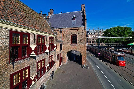 De Gevangenpoort in Den Haag van Anton de Zeeuw