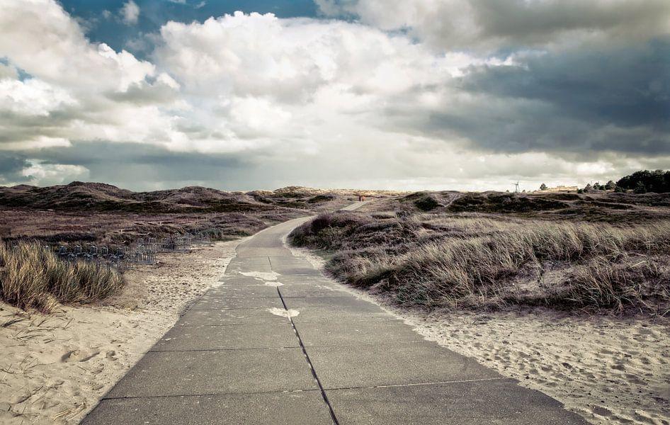 dunes - dünen van Vera Kämpfe