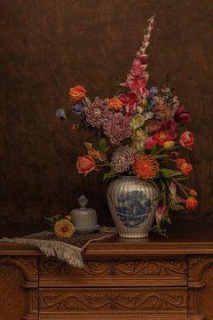 Holländische Blumen von Edwin Hoek