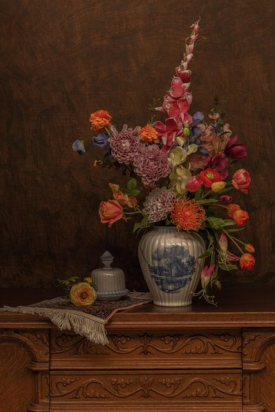 hollandse bloemen van Edwin Hoek