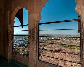 Jodhpur: Blauwe stad van Maarten Verhees