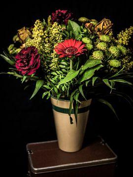 Flowers sur Oscar van Crimpen