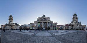 Gendarmenmarkt Panorama van