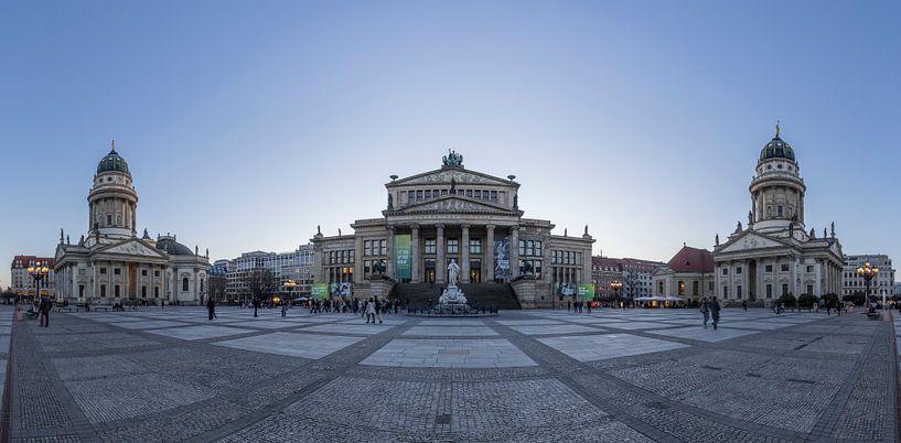 Gendarmenmarkt Panorama van Patrice von Collani