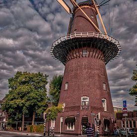 Molen Rijn en Zon, Utrecht van Robin Pics