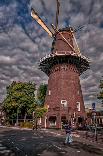 Molen Rijn en Zon, Utrecht van