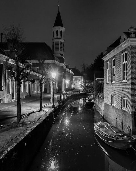 Hometown Nocturnal # 17 van Frank Hoogeboom