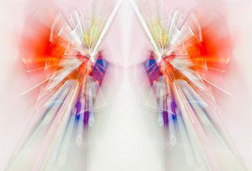 Kleur in beweging 1 van Tienke Huisman