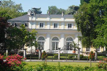 Redoute, classicistisch paleis, Bonn-Bad Godesberg , Bonn, Noordrijn-Westfalen, Duitsland, Europa