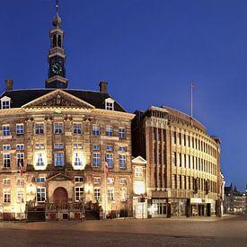 Panorama Stadhuis van 's-Hertogenbosch van Jasper van de Gein Photography