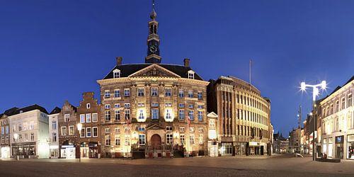 Panorama Stadhuis van 's-Hertogenbosch van