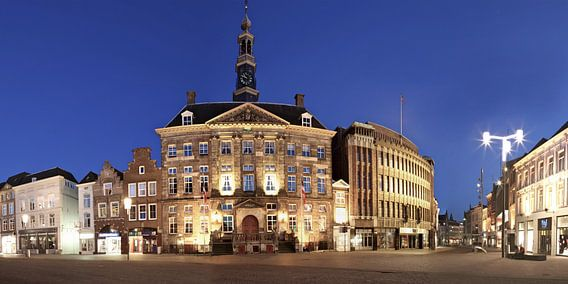Panorama Stadhuis van 's-Hertogenbosch