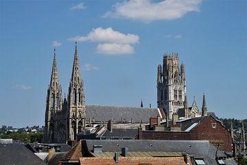 Abteikirche St-Ouen Rouen von Maurits Bredius