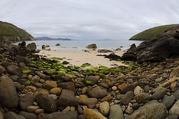 Keem Bay Achill Island van Jan de Jong