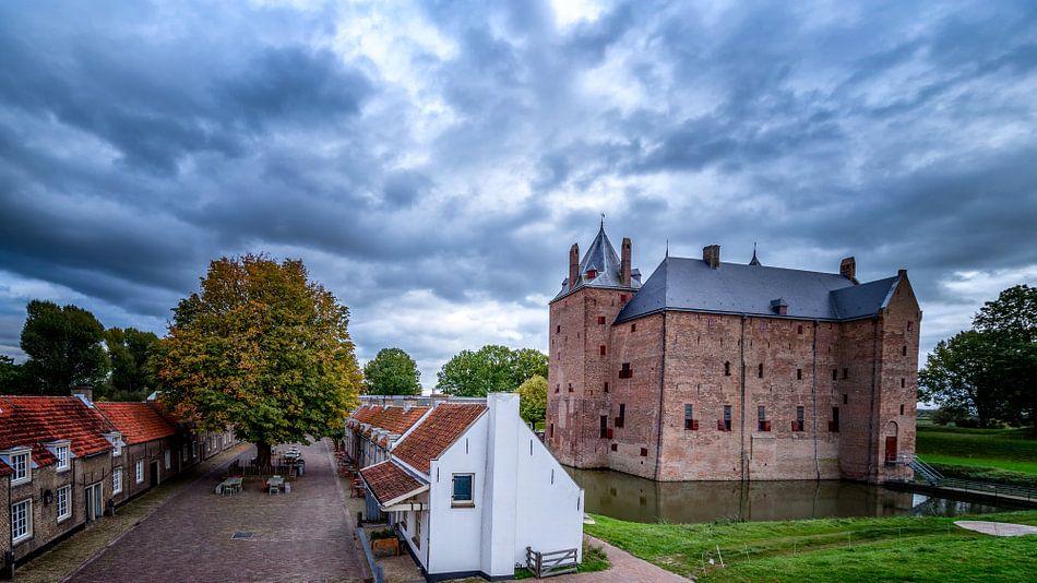 Slot Loevestein van Rene Siebring