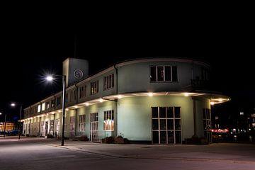 De oude terminal in Kopenhagen van Kelvin Middelink