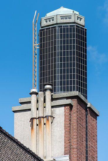 Toren van de Passage in Schiedam van Jan Sluijter