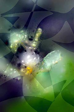 Vision cosmique sur Martine Affre Eisenlohr