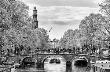 Prinsengracht Amsterdam von Jeroen Jongeneelen