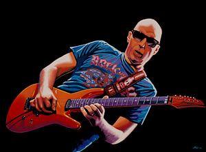 Joe Satriani Schilderij 2