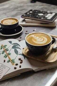 Koffiepauze van Milan Markovic