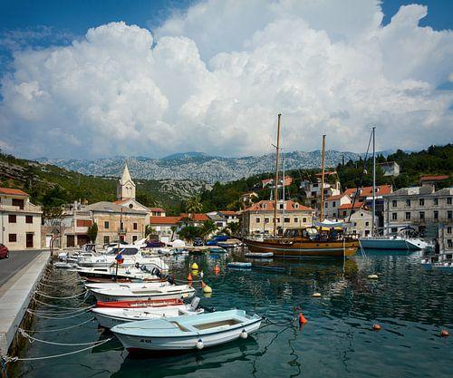 Kroatië van Rogier Vermeulen