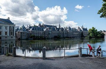 Hofvijver Den Haag von Henk Miedema