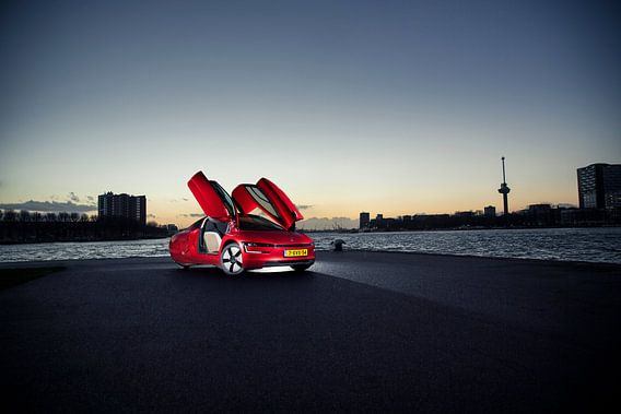 Volkswagen XL1 van Sytse Dijkstra