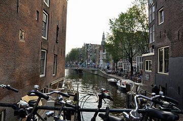 Amsterdam von Maarten  van der Velden