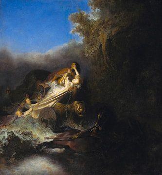Raub der Proserpina, Rembrandt van Rijn
