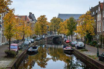 Ontdek Leiden in de herfst van Richard Steenvoorden
