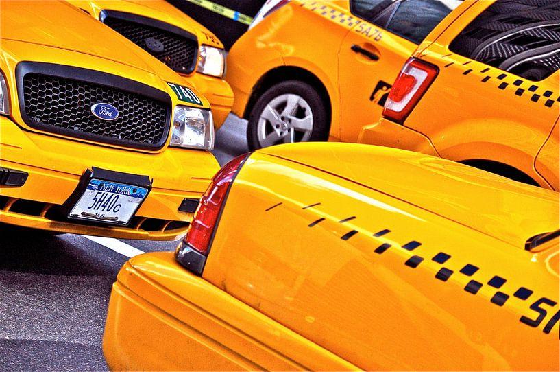 Taxi-oorlog van Emil Golshani