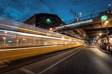 Berlin Friedrichstraße von Stefan Schäfer
