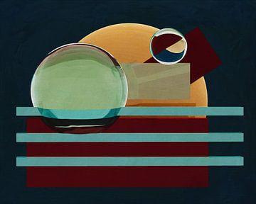 Constructivisme schilderij nummer 4