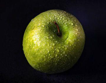 Frisse appel van Edwart Visser