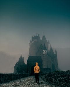 Burg Eltz Allemagne château sur Shorty's adventure